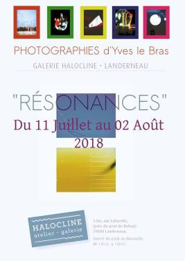 Yves Le Bras photographie résonnances Collectif Ancres